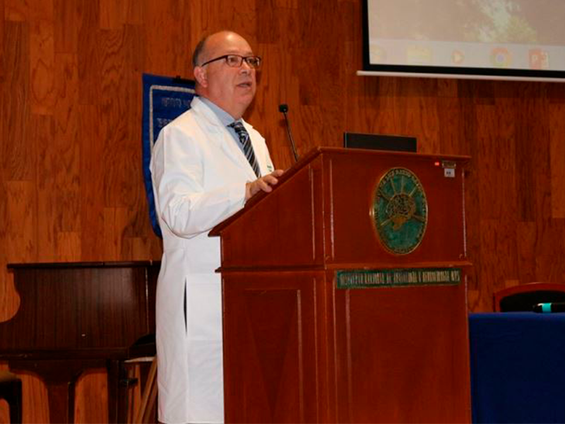 Destituyen a Miguel Ángel Celis, director del Instituto Nacional de Neurología