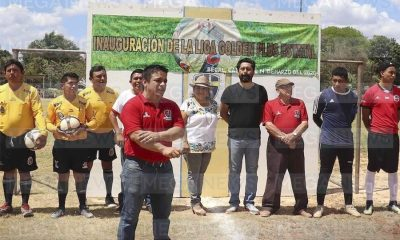 Aplazan la Liga Libre Golden Plus Estatal Campeche hasta abril
